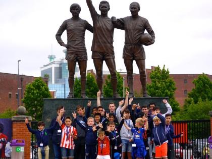 Inglés y Futbol en Manchester